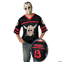 Men's Friday the 13th Jason Costume
