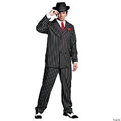 Men's Gangsta Suit Costume