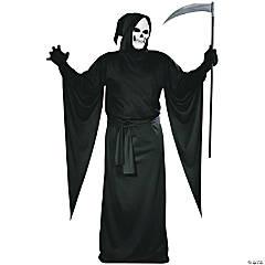 Men's Grim Reaper Robe Costume