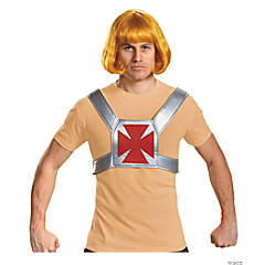 Men's He-Man Costume Kit