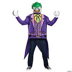 Men&#39;s LEGO<sup>&#174;</sup> Batman&#8482; Joker Costume - Medium