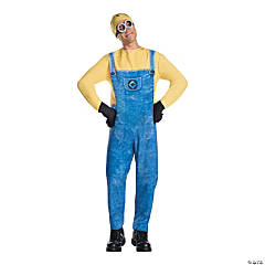 Men's Minion Jerry Costume