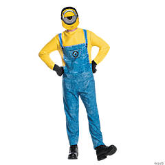 Men's Minion Mel Costume