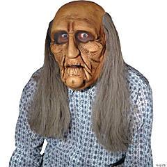 Men's Old Man Realistic Mask