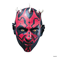 Men's Overhead Darth Maul Mask