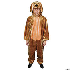 Men's Puppy Dog Mascot Costume