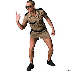 Men's Reno 911 Lt Dangle Costume