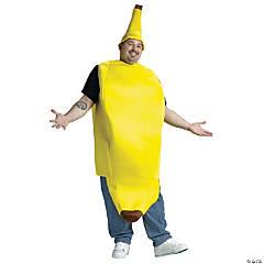 Men's The Big Banana Costume