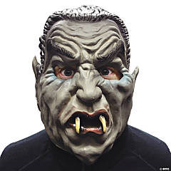 Men's Vampire Mini Monster Mask