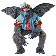 Men's Wizard of Oz Flying Monkey Costume