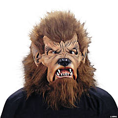 Men's Wolfman Mask