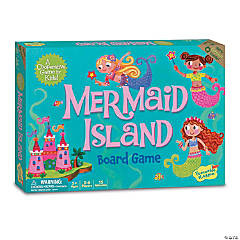 Mermaid Island Cooperative Game