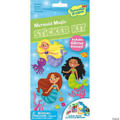 Mermaid Magic Quick Sticker Kit