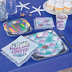 Mermaid Sparkle Party Supplies