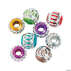 Metallic Beads - 6mm