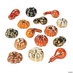 Metallic Mini Pumpkin & Gourd Assortment