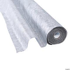 Metallic Silver Gossamer Roll