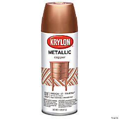 Metallic Spray Paint 11oz-Copper