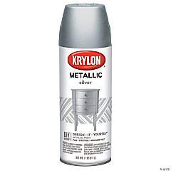 Metallic Spray Paint 11oz-Silver