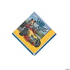 Mickey & the Roadster Racers Beverage Napkins