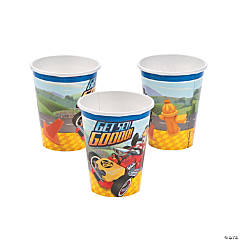 Mickey & the Roadster Racers Paper Cups