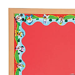 Mickey Mouse Characters Bulletin Board Borders