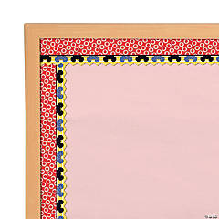 Mickey Mouse<sup>&#174;</sup> Color Pop Wide Bulletin Board Borders
