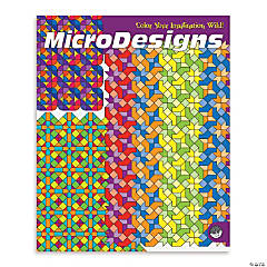 MicroDesigns Coloring Book