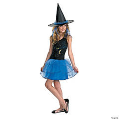 Midnight Witch Girl's Costume