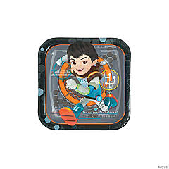 Miles from Tomorrowland Dessert Plates