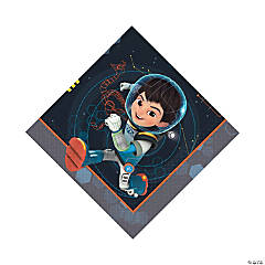 Miles from Tomorrowland Luncheon Napkins