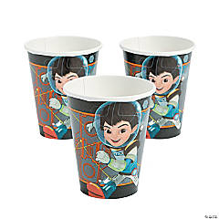 Miles from Tomorrowland Paper Cups