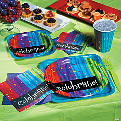 Milestone Celebration Party Supplies