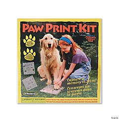 Milestones Dog Paw Print Kit