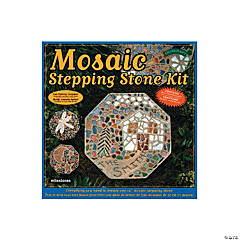 Milestones Mosiac Stepping Stone Kit