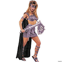 Millenium Warrior Adult Women's Costume
