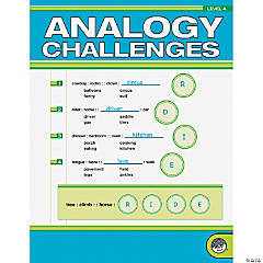 Mindware® Analogy Challenges Level A