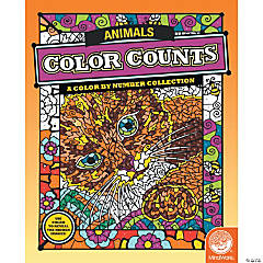 Mindware Color Counts: Animals
