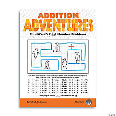 Mindware® Math Mosaics: Addition Adventures
