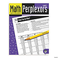Mindware® Math Perplexors - Level C