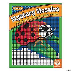 MindWare® Mystery Mosaics - Coloring Book 4
