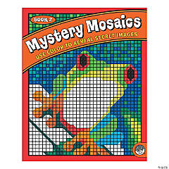 Mindware® Mystery Mosaics - Coloring Book 2