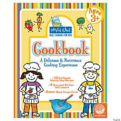 MindWare Playful Chef Cookbook