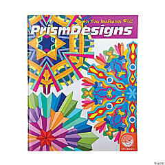 MindWare® PrismDesigns Adult Coloring Book