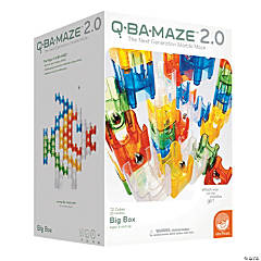 MindWare® Q-BA-MAZE™ 2.0: Big Box Building Blocks Set