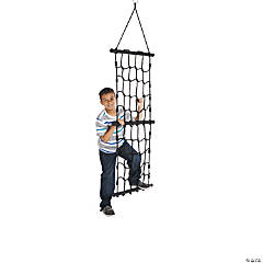 MindWare<sup>&#174;</sup> Climbing Net Ladder