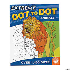 MindWare® Extreme Dot to Dot: Animals