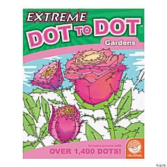 MindWare<sup>&#174;</sup> Extreme Dot to Dot: Gardens