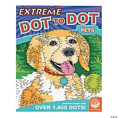 MindWare<sup>&#174;</sup> Extreme Dot to Dot: Pets
