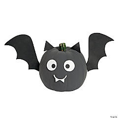 Mini Bat Pumpkin Decorating Craft Kit